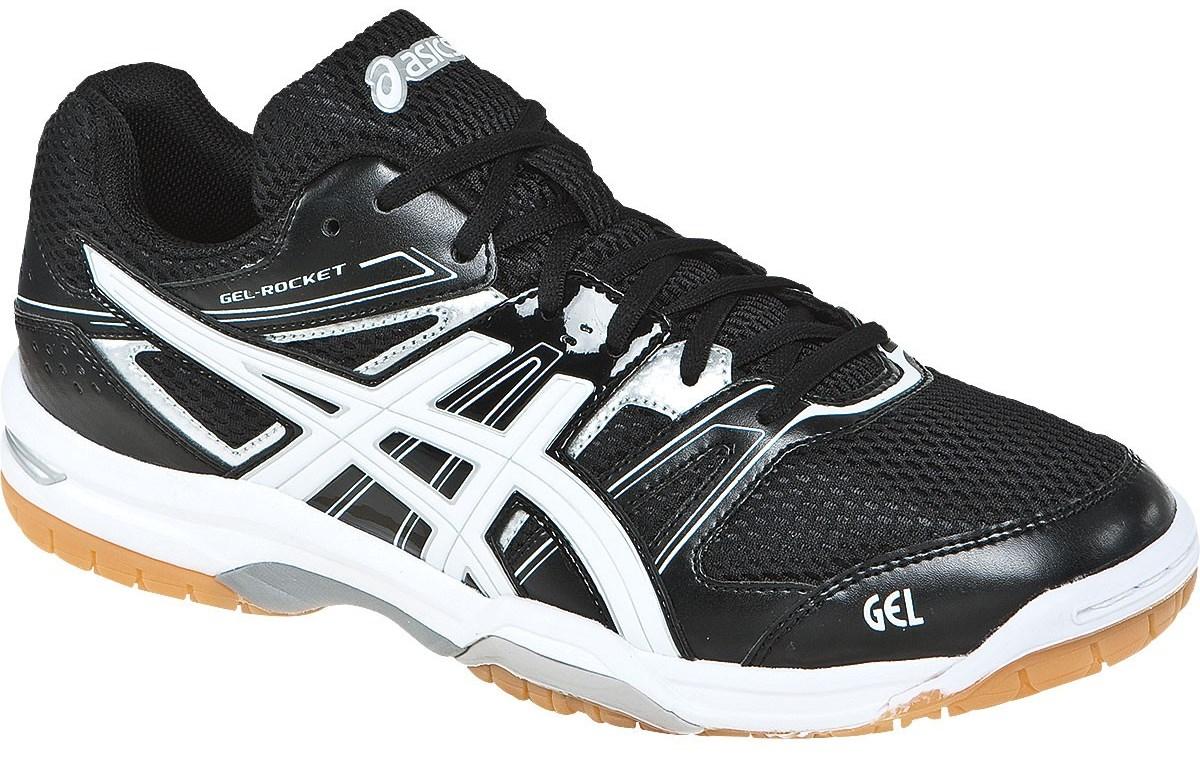 6927ce6153258a Кроссовки мужские для волейбола ASICS GEL-ROCKET 7 B405N | Купить в  Интернет-магазине | Цена ...