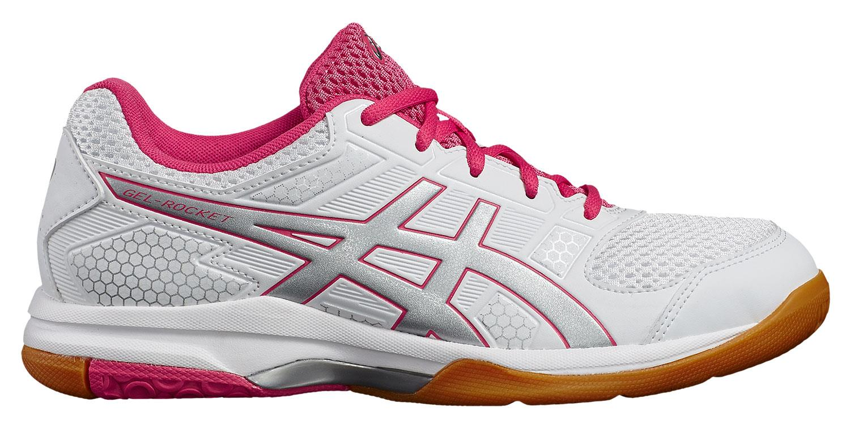 85721e584db7 Кроссовки женские для волейбола ASICS GEL-ROCKET 8 B756Y   Купить в Интернет -магазине   Цена 4 310 руб.