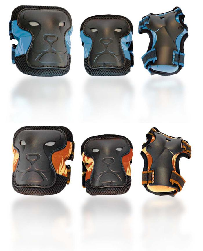 dc15fe9d6583 Комплект детской защиты для роликовых коньков DEFENCE для роликовых коньков    Купить в Интернет-магазине   Цена 930 руб.